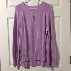 ❗️SALE Old Navy Purple Crew Neck Sweater